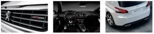 Peugeot 308 Driving Sensation