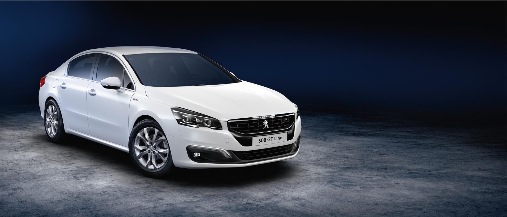 Peugeot New 508 GT Line